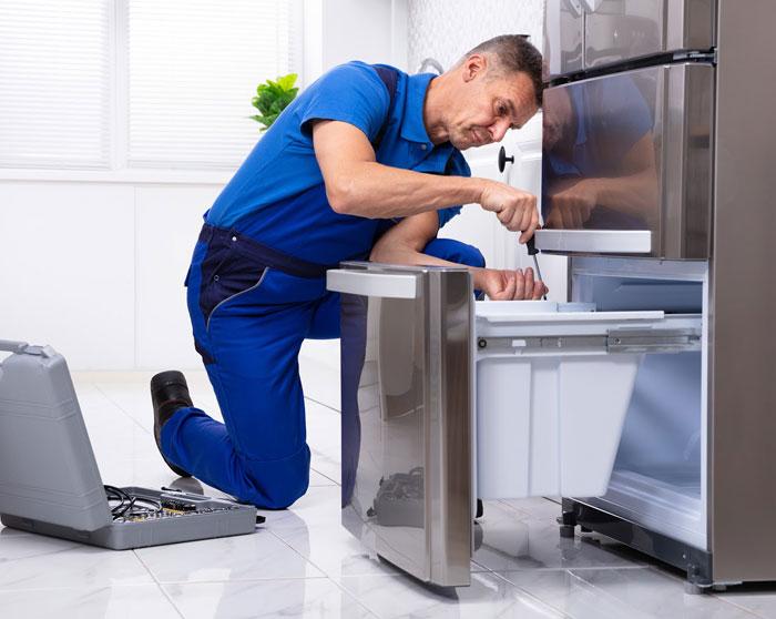 Types of refrigerators we repair