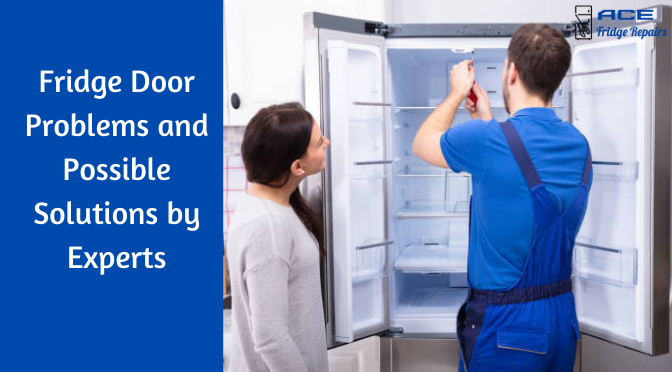 Fridge Door Problems and Possible Solutions by Experts